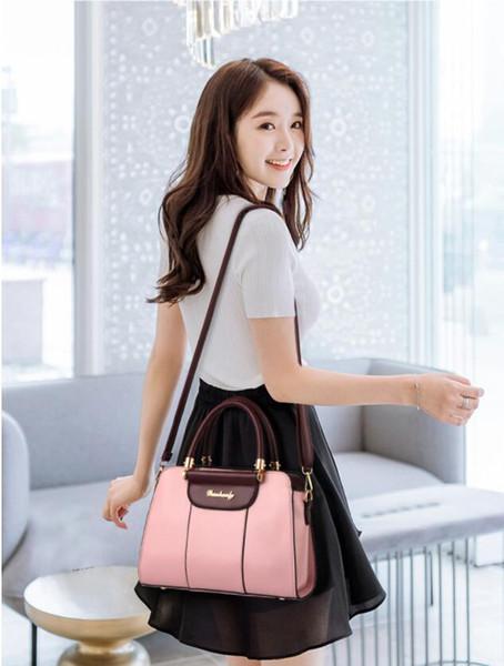 Top Quality Large Capacity Bag Handbags Top Handles 2019 brand fashion designer luxury bags backpack purses cross body handbag Business Noir