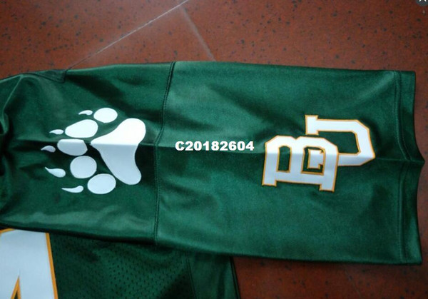 2018 Men Baylor Bears Abercrombiee 34 Real Full Embroidery College Jersey Size S 4xl Or Custom Any Name Or Number Jersey From C20182604 Price