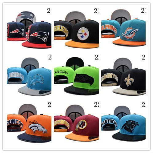 NEW Top Sale 2019 new Football Snapbacks Cheap Sports Team Caps High Quality Snap Backs Girls and Boys Hats Most Popular Team Flat Hats