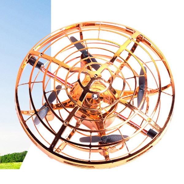 Kids Toys Hand-Controlled Flying Ball Interactive Infrared Induction Helicopter Ball with 360 Rotating Shinning LED Lights