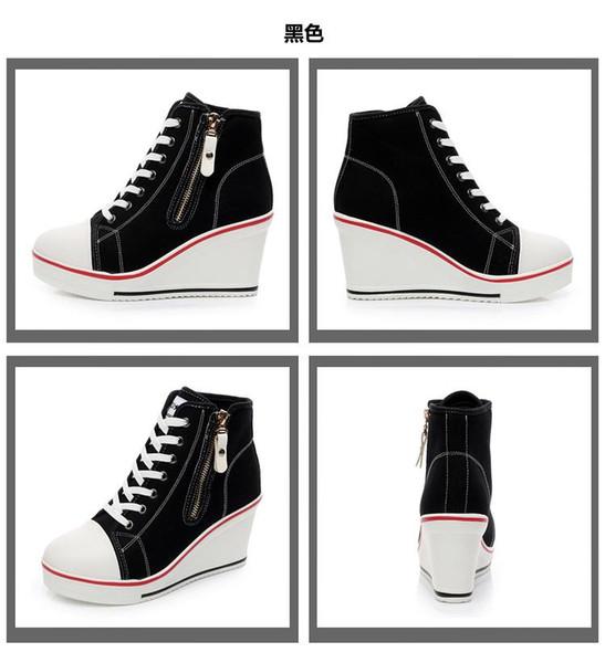 Zapatillas Creepers blancas Zapatillas de plataforma de mujer Pisos casuales Alpargatas de cuero genuino Chaussures Zapatos planos de mujer Zapatos de enfermera para mujer