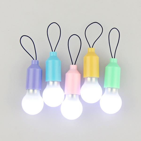 Mini Pendant LED Bulb Decorative Holiday Occasion Lighting Key Chain Hanging LED Bulbs Night Lights