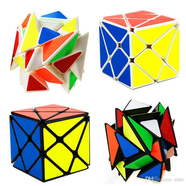 Magic Cube Puzzle Cube Twist Toys 5.6cm 3x3x3 Special Type for Adult and Children Educational Gifts Toys
