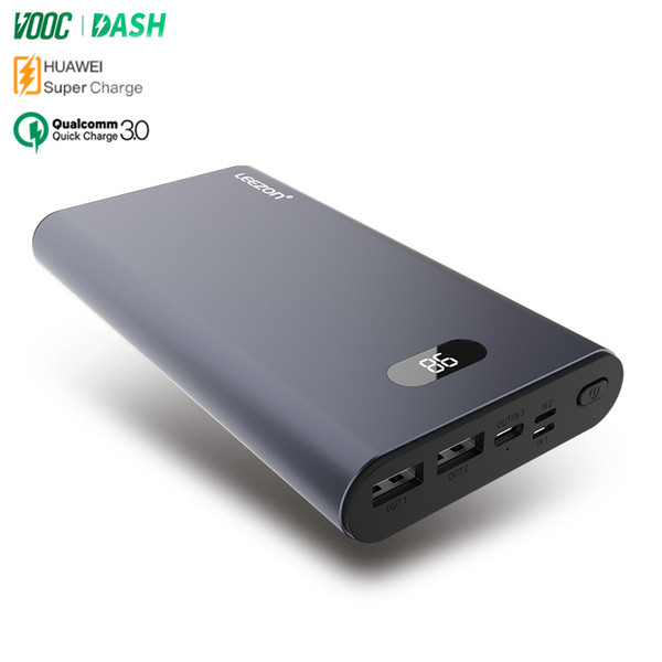 Fast charge portable powerbank for Huawei 20000mah charger power bank for OPPO for Oneplus mobile phone