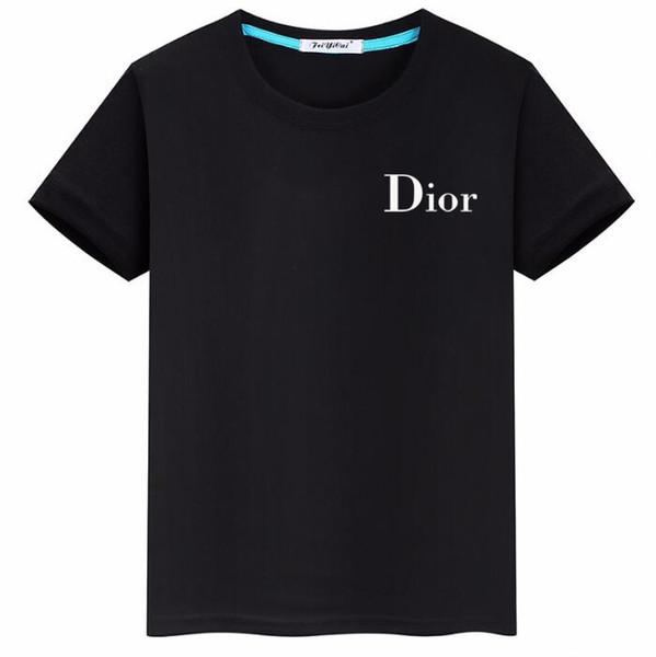2019 neue fashio marke kinderbekleidung sommer neue kinder t-shirt baumwolle high-end komfort burst modelle round2554