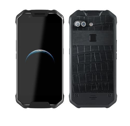 """OFFICIAL AGM X2 SE 6G+64G Android 7.1 Mobile Phone 5.5""""FHD AMOLED Screen IP68 Waterproof 6000mAh Rugged Phone Dual SIM 16.0 MP"""