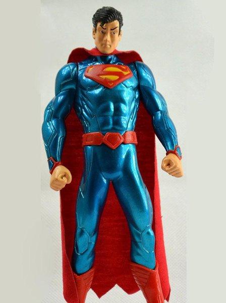 Compre 2019 Novo FUNKO POP 20 CM Superman Figuras Do Filme Brinquedo Liga  Da Justiça ARTFX + Estátua X HOMENS Superman Homem De Ferro Clark Kent