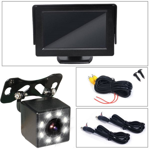 China-Monitor 8 LED