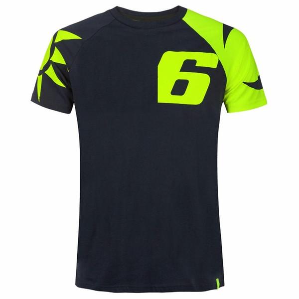 2019 Yeni Stil Moda Jersey Motosiklet Yarış Gömlek Güneş Ve Ay T-shirt
