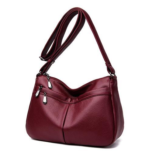 2019 nuova borsa a tracolla Messenger moda casual femminile borsa a tracolla selvaggia 5655454454