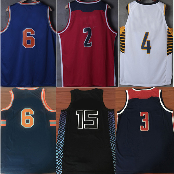 watch ea041 f9437 2018 Run New Mens City Edition Jersey Kristaps Porzingis Kemba Walker  Victor Oladipo John Wall Bradley Beal Running Jerseys For Cheap Sale From  ...