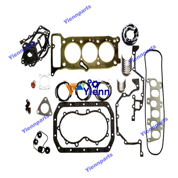 Back To Search Resultsautomobiles & Motorcycles Auto Replacement Parts Collection Here 4hh1 Engine Full Gasket Set Kit For Isuzu