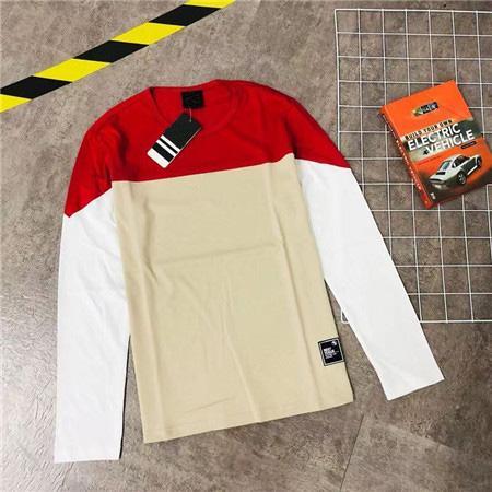 Neue Frühling und Herbst Marke Mens Designer Sweatshirt Mode Lässig Langarm Mode Bluse Hochwertige Druck Schwarz Sweatshirts B100104Q