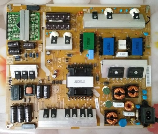 Free Shipping LCD Monitor Power Supply Board TV LED Board Unit PCB BN44-00713A L65X1T For Samsung UA65H6088AJ UA65H6400AJ