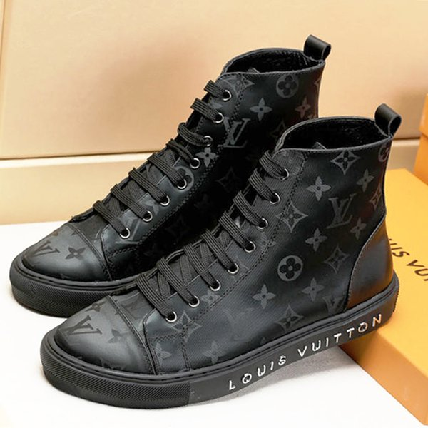 Men Shoes Boots Sneakers Breathable Comfortable Fashion Tenis Sport Trainers Zapatos de hombre TATTOO SNEAKER BOOT Hot Mens Boots