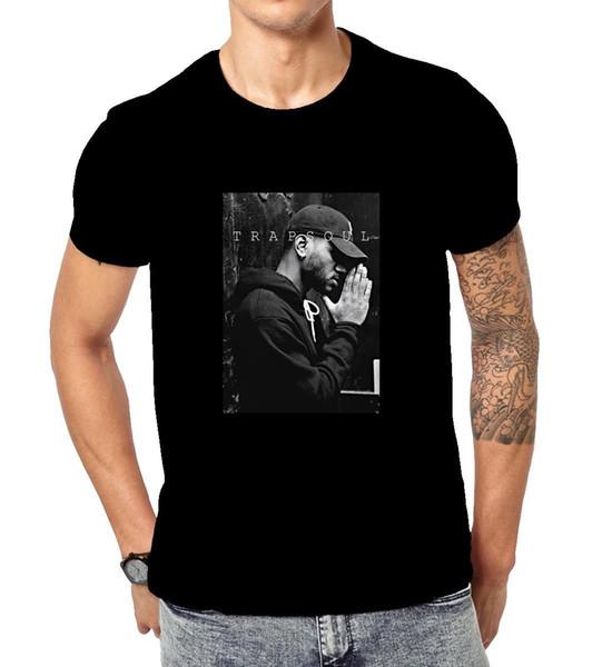 Bryson Tiller Trapsoul T-Shirt für Herren / Damen