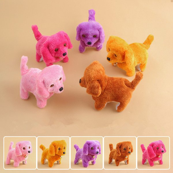 Lovely Electric Walking Toy Animal Pig Electronic Pet for Baby Birthday Gift