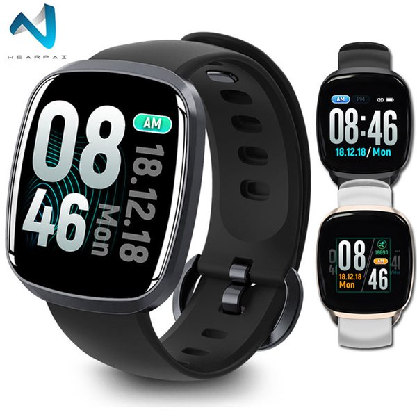 Wearpai Gt103 Smart Watch Men Ip67 Waterproof Wearable Device Heart Rate Monitor Color Display Sports Watches For Android Ios MX190716
