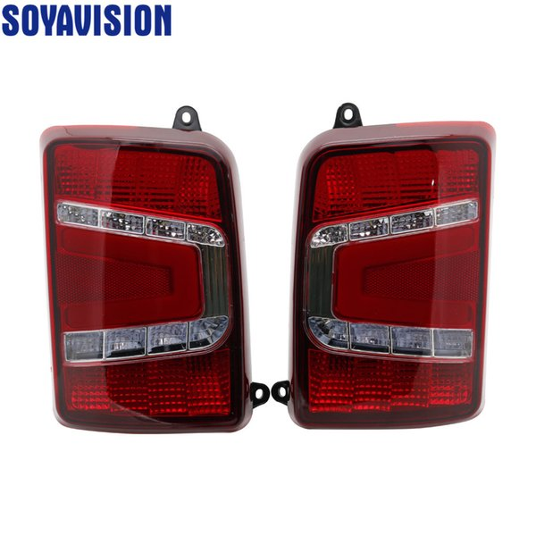 Lada Taillight red