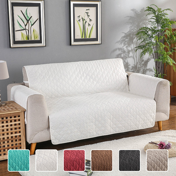Magnificent Reversible Quilted Sofa Couch Covers Armchair Recliner Sofa Slipcovers For Dogs Pet Cats Furniture Protector Machine Washable Cheap Chair Covers To Caraccident5 Cool Chair Designs And Ideas Caraccident5Info
