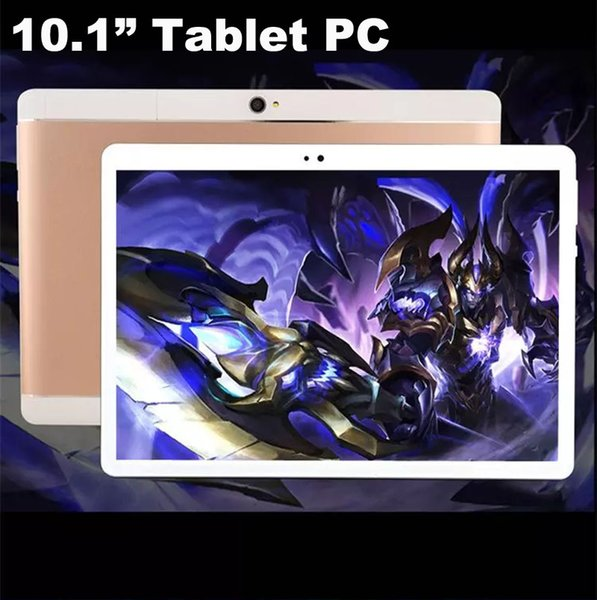 """top popular 10 inch MTK6582 3G WCDMA Octa Core Android 4.4 IPS capacitive touch screen Dual Sim tablet phone pc Phablet WIFI GPS 10"""" 10.1 4GB 64GB MQ10 2019"""