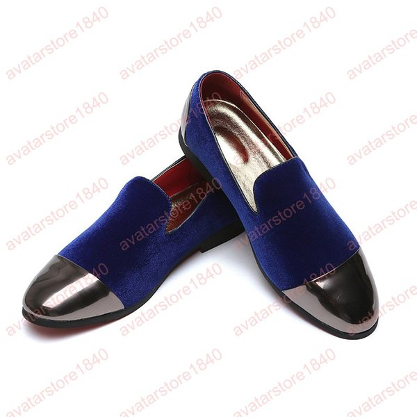 Party shoes for men loafers men formal shoe italian luxury men wedding shoes zapatos de hombre