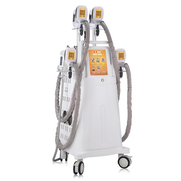 teste 4freezing crioterapia dimagrante cavitazione RF macchina riduzione del grasso macchina