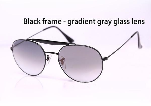 negro degradado gris