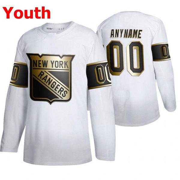 Los jóvenes blancos Golden Edition