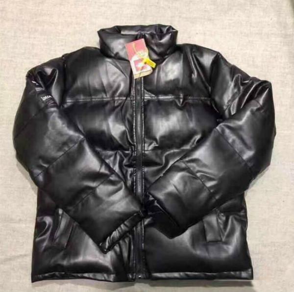 19FW Lüks Erkek Tasarımcı ceketler Harf WinterTop Boyut M-XL ile yüksek Kalite Palto Spor Marka Parkas Yeni Marka Aşağı Ceket