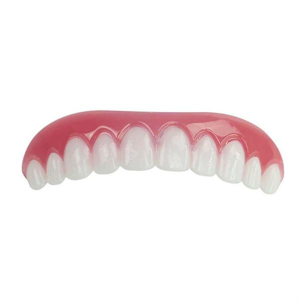 الأسنان العلوية