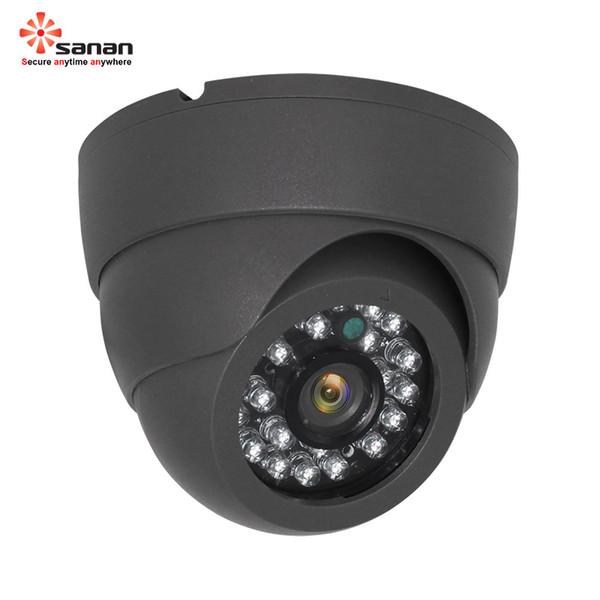 SANAN 1920 * 1080 2MP Cámara de seguridad para el hogar 3.6mm Lente Full HD Cámara domo IR 20M Visión nocturna CCTV analógico