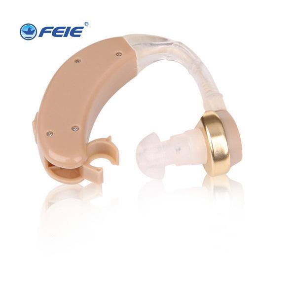 Высокочастотные слуховые аппараты для пожилых людей Глухота Регулируемая громкость Ухо Инструменты Бесплатная доставка S-8A