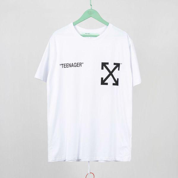 T-shirt da uomo a maniche lunghe in puro cotone casual a maniche corte girocollo camicia da donna 2019 estate nuovo