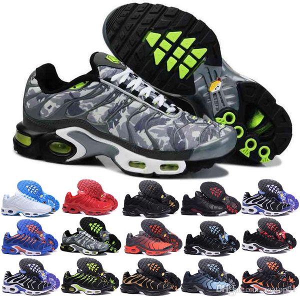 nike Tn plus air max airmax  Livraison rapide Top Qualité TN Hommes Air RUNNING BASKET REQUIN Respirant Chaussures MESH Chaussures Homme noir Zapatillaes TN Chaussures LL12