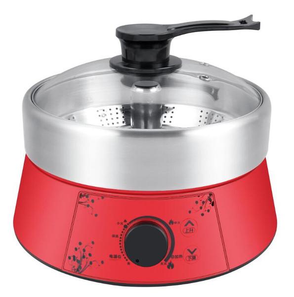 Household multi-function electric hot pot intelligent automatic split type hot pot manufacturers gifts de-sugar rice electric hot pot
