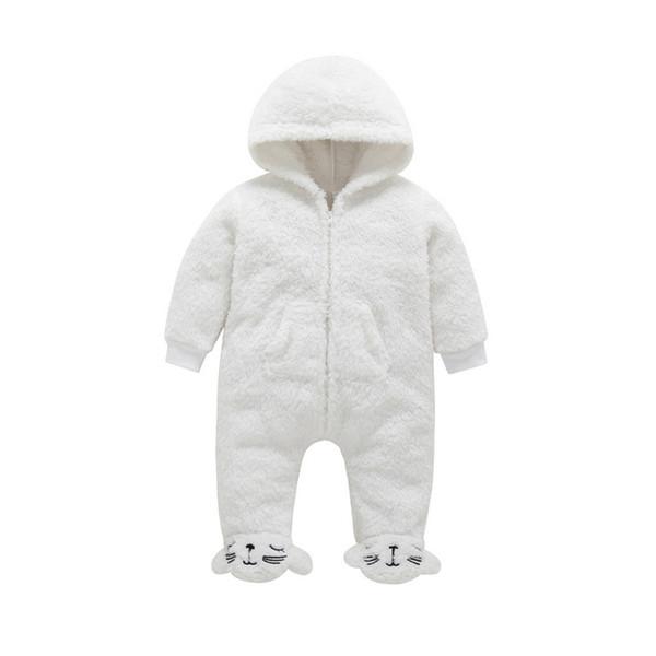 Bebek Uyku Tulumu Erkek Veya Kız Bebek Rumper Yeni Doğan Giyim Tulum Bebek Kostüm