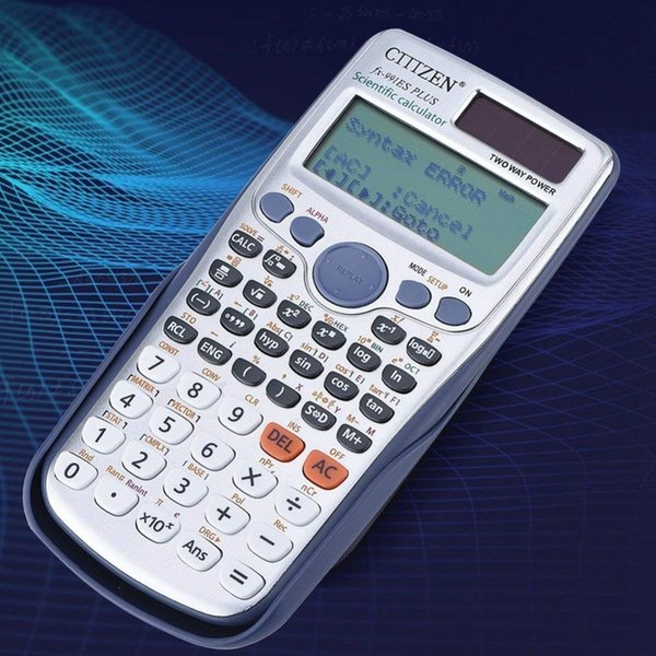 2019 991es Plus Office Calculator 417 Kinds Of Functions Student Function  Scientific Calculator School Exam Calculadora Cientifica From Jmqj88, $7 79