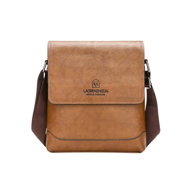 Shoulder Bag Business Casual Fashion Crodbody Messenger Bags Handbags Vertical Version Bag For Men Male Office Purse Handbag