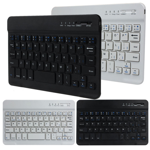 7 9 10,1 pouces Mini Clavier Bluetooth Sans Fil Pour iPad Apple iPhone Tablette Android Smart Phone Windows iOS Clavier Portable