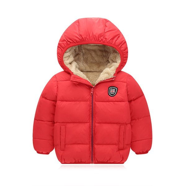 good quality winter boys coat children boys fashion hooded thicken jackets cotton plus velvet down&parkas boys casual warm outerwear