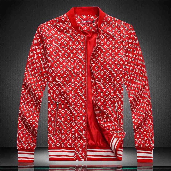 Fall Winter 2020 Supreme.2020 Hot Sales Autumn Winter Men Jackets Sweater Knitting Coat Woollen Sweater Zipper Cardigans Outerwear Mens Clothing Knitwear Jacket Jacket Mens