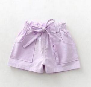 #5 Candy Color children short