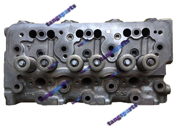 best selling Used 3TNE82A Complete Cylinder Head assy Fit YANMAR excavator trator etc. engine parts kit in good quality