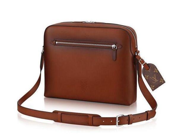 2019 REPORTER M42154 Men Messenger Bags Shoulder Belt Bag Totes Portfolio Briefcases Duffle Luggage