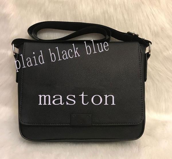 DISTRICT PM Top quality famous fashion designer messenger bags hot classic brand cross body bag business school bookbag shoulder bag22ac#