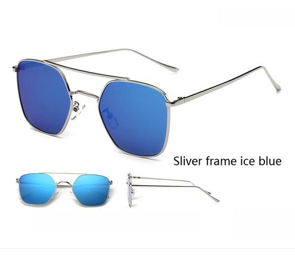 Colore lenti: cornice blu