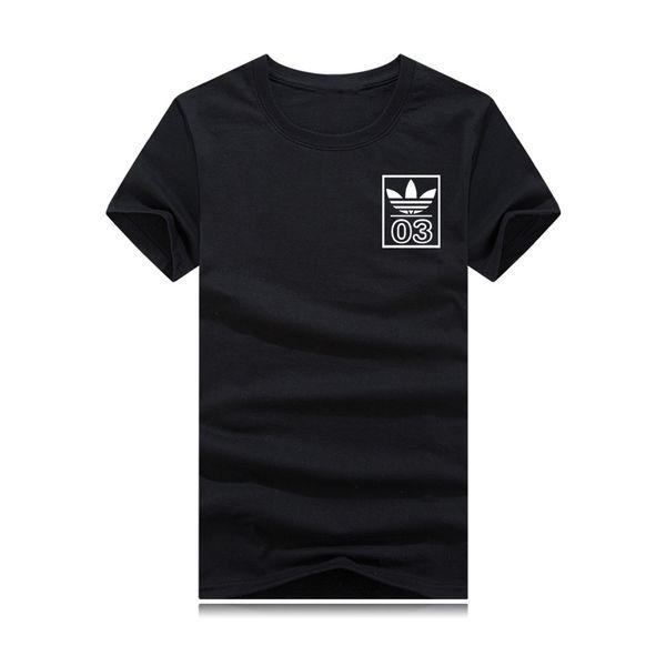 2019 wholesale Couple New pattern Summer men women T shirts 3D printing O collar big logo fashion leisure sports T-shirts S-5XL