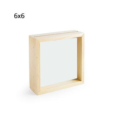 6x6 인치