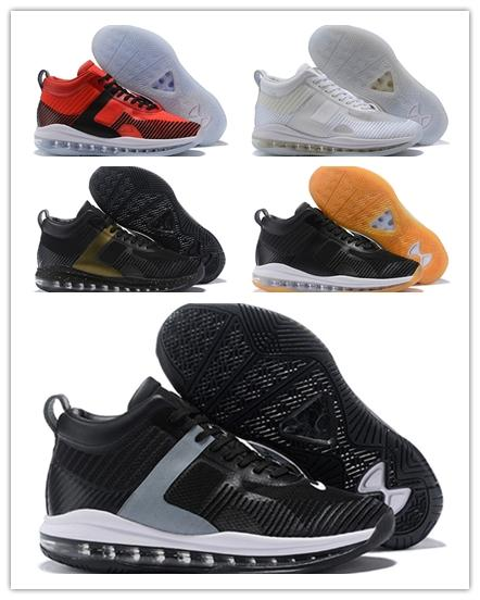 3d6e22ca139 Cheap new Mens Lebron Ambassador 10 X basketball shoes Kids shoes Kay Yow  Pink Blue Black